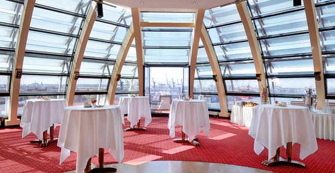 汉堡港酒店 - 汉堡 - 宴会厅