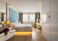尼维马诺特尔酒店 - 日内瓦 - 睡房