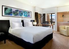 阿德莱德希尔顿酒店 - 阿德莱德 - 睡房