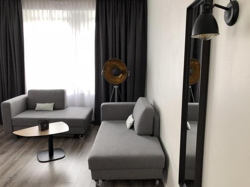 维也纳韦斯特班恩酒店 - 维也纳 - 客厅
