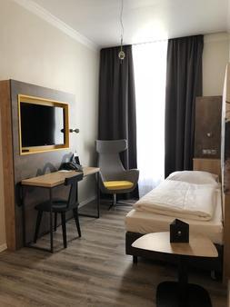 维也纳韦斯特班恩酒店 - 维也纳 - 睡房