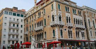 鲍尔帕拉佐酒店 - 威尼斯 - 建筑