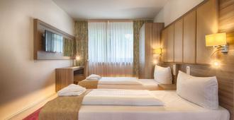 里施特酒店 - 汉堡 - 睡房