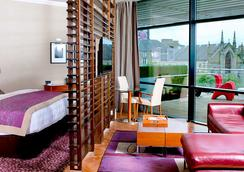 格拉斯豪斯酒店傲途格精选 - 爱丁堡 - 睡房