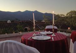 艾尔卡门酒店 - 安地瓜 - 餐馆