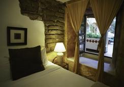 艾尔卡门酒店 - 安地瓜 - 睡房