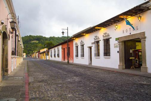 艾尔卡门酒店 - 安地瓜 - 户外景观