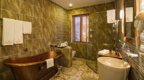 竹林精品酒店 - 暹粒 - 浴室