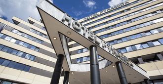 奥雷阿金字塔酒店 - 布拉格 - 建筑