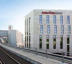 柏林中央车站城际酒店