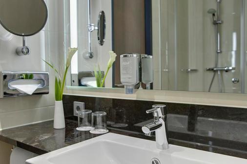 柏林城际火车总站酒店 - 柏林 - 浴室