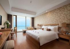岘港钻石海酒店 - 岘港 - 睡房