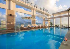 岘港钻石海酒店 - 岘港 - 游泳池
