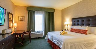 常春藤棕榈Spa度假酒店 - 棕榈泉 - 睡房