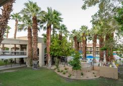 棕榈泉华美达酒店 - 棕榈泉 - 户外景观