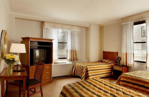宾夕法尼亚酒店 - 纽约 - 睡房