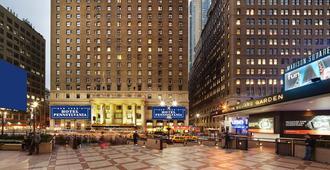 纽约市宾夕法尼亚酒店 - 纽约 - 建筑