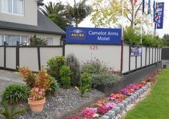 柯莱特武器汽车旅馆 - 奥克兰 - 户外景观