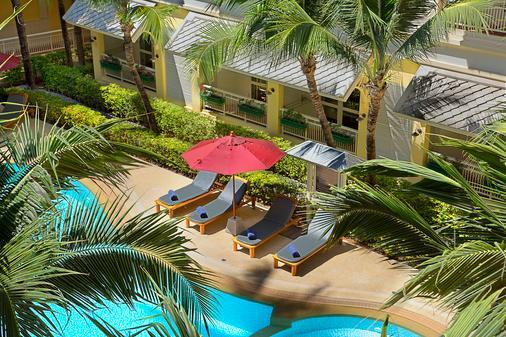 玛娜泰苏梅岛度假酒店 - 苏梅岛 - 游泳池