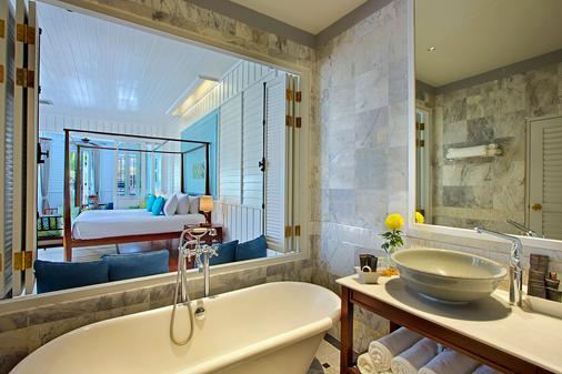 玛娜泰苏梅岛度假酒店 - 苏梅岛 - 浴室