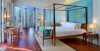 苏梅岛玛娜泰酒店 - 苏梅岛 - 睡房