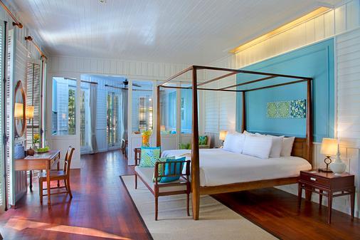 玛娜泰苏梅岛度假酒店 - 苏梅岛 - 睡房
