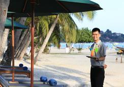 玛娜泰苏梅岛度假酒店 - 苏梅岛 - 海滩