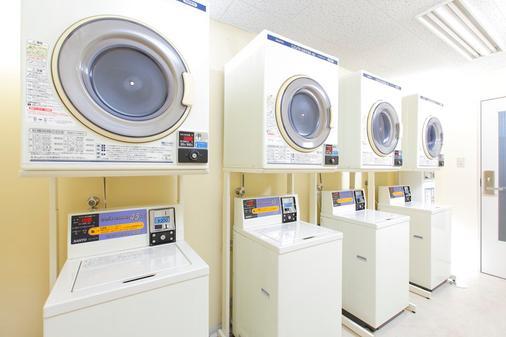 福冈天神我的住宿酒店 - 福冈 - 洗衣设备