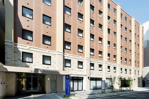 福冈天神我的住宿酒店 - 福冈 - 建筑