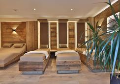 伽尼费格公寓酒店 - 索尔登 - 水疗中心