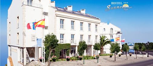桑坦德酒店 - 苏安塞斯 - 建筑