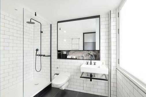 利物浦街安达仕酒店 - 伦敦 - 浴室