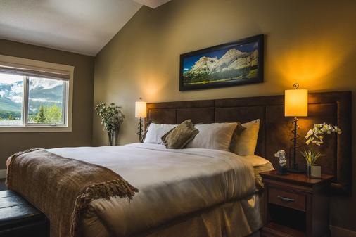 索拉拉度假酒店 - 坎莫尔 - 睡房