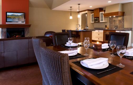 索拉拉度假酒店 - 坎莫尔 - 餐厅