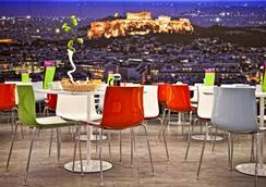 雅典诺瓦斯城酒店 - 雅典 - 餐馆