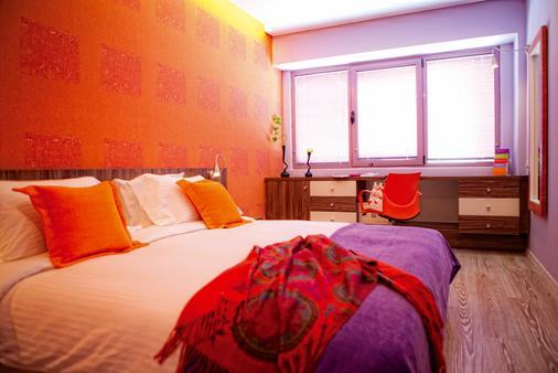 罗弗斯酒店 - 雅典 - 睡房
