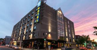 魁北克市中心/森特维尔贝斯特韦斯特酒店 - 魁北克市 - 建筑