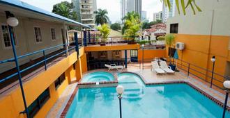克里斯塔旅馆 - 巴拿马城 - 游泳池