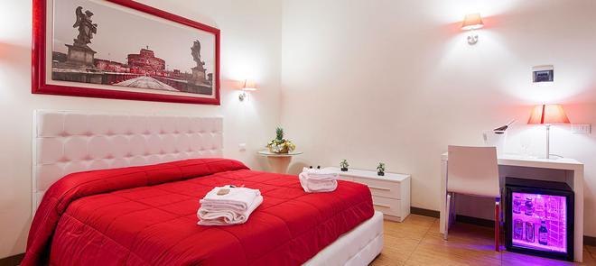 Colorseum Residenza - 罗马 - 睡房