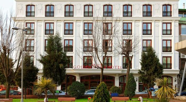 萨尔塔那姆特金角湾豪华酒店 - 伊斯坦布尔 - 建筑