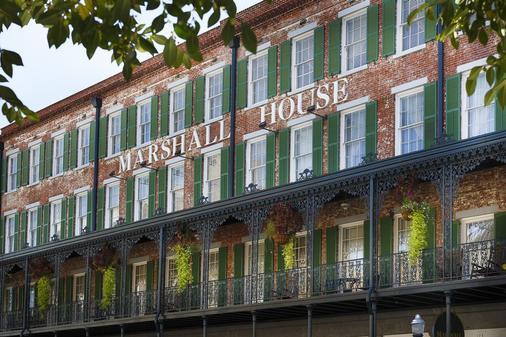 马歇尔豪斯酒店 - 萨凡纳 - 建筑