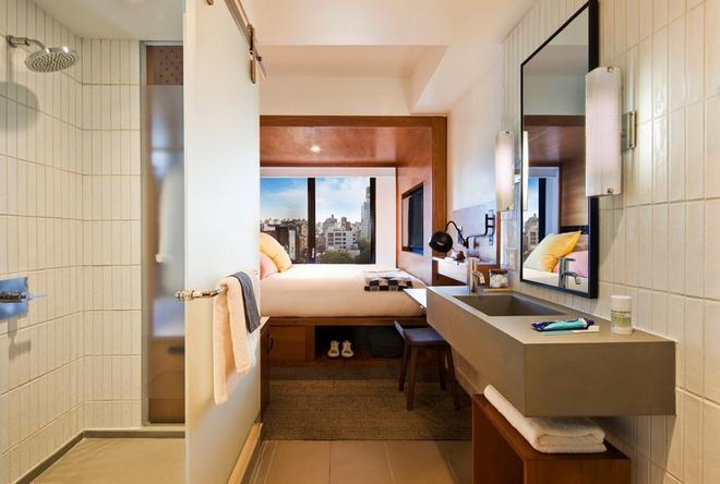 托米哈德森广场酒店 - 纽约 - 浴室