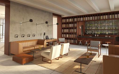 阿罗苏荷酒店 - 纽约 - 休息厅