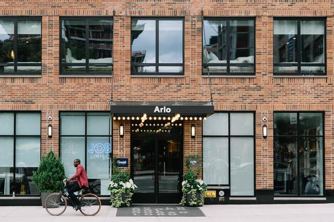 托米哈德森广场酒店 - 纽约 - 建筑