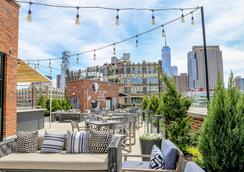 托米哈德森广场酒店 - 纽约 - 露天屋顶