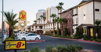 埃利斯岛赌场酒店及啤酒厂 - 拉斯维加斯 - 建筑