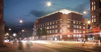 W阿姆斯特丹酒店 - 阿姆斯特丹 - 建筑