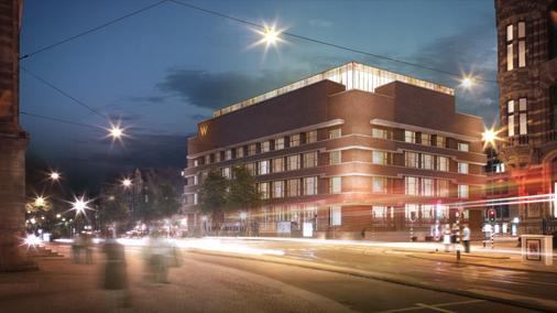 阿姆斯特丹W酒店 - 阿姆斯特丹 - 建筑