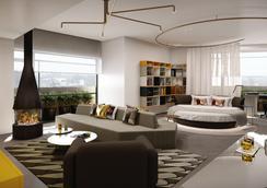 阿姆斯特丹W酒店 - 阿姆斯特丹 - 睡房