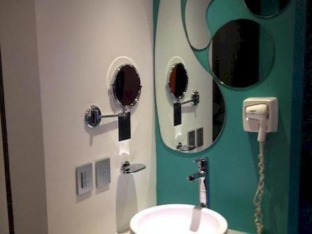 塔库巴亚酒店 - 墨西哥城 - 浴室
